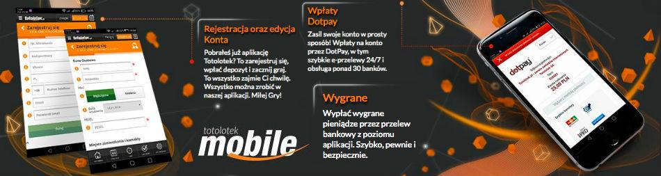 totolotek mobile wpłaty wypłaty
